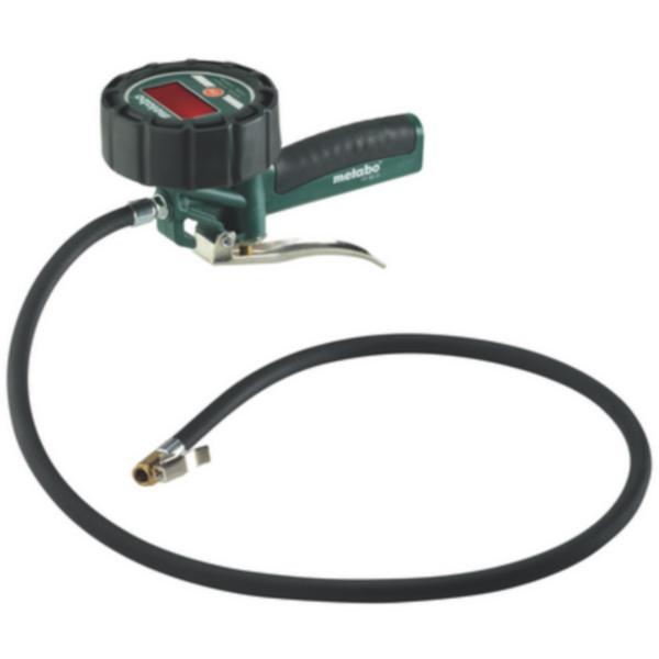Sűrített levegős abroncsnyomásmérő-töltők
